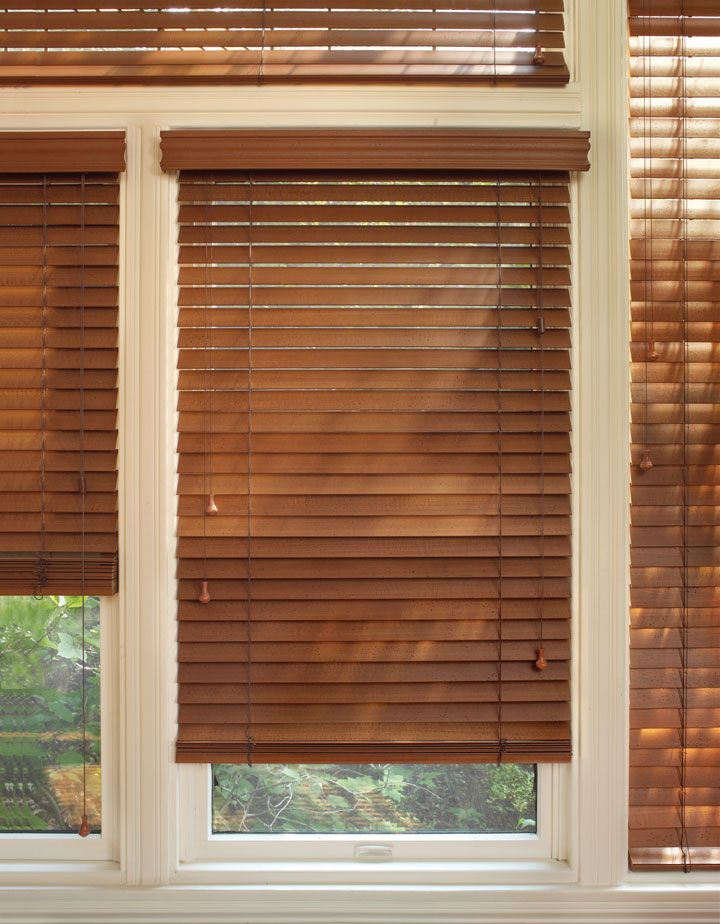 Wood - BLINDS