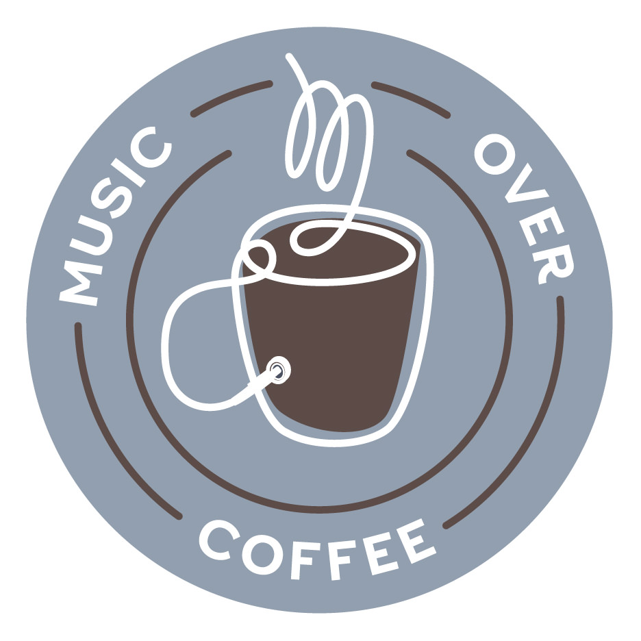 Music over Coffee - Digital grassroots music publication platform