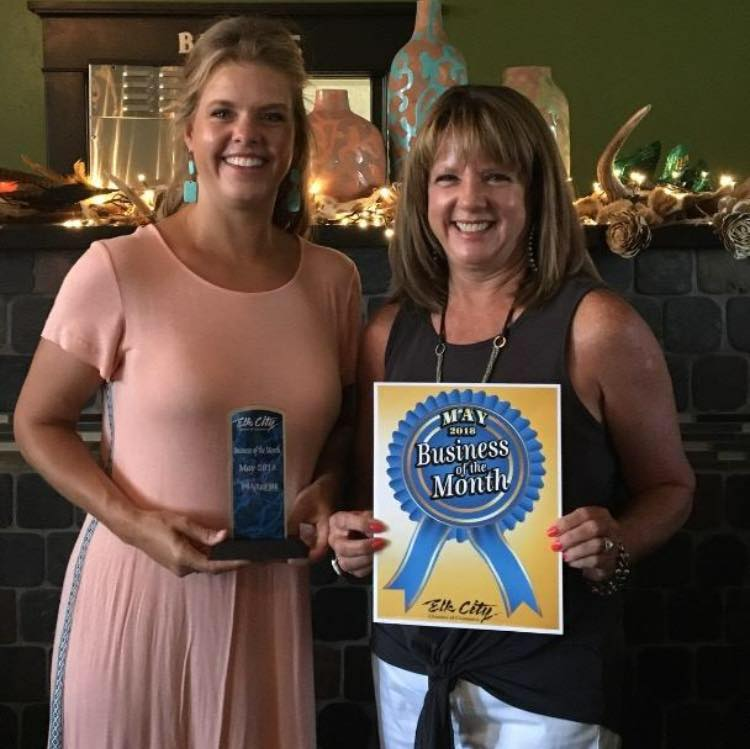 Owners Amy Vickers & Mary Kilhoffer