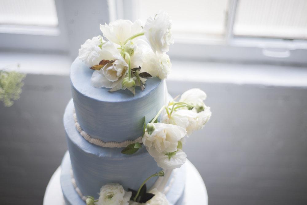Wedding Cake Photograph