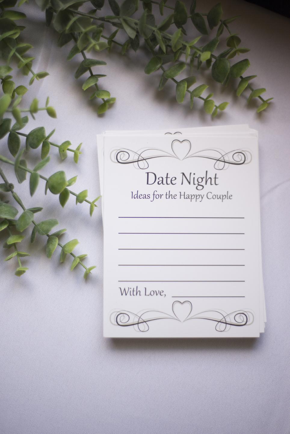 Date Night Wedding