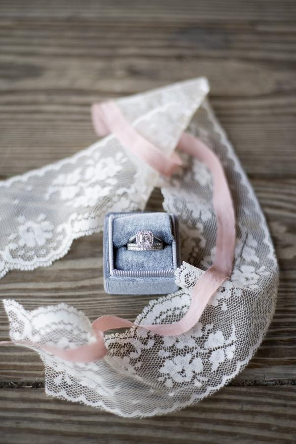 Wedding Ring in Ring Box