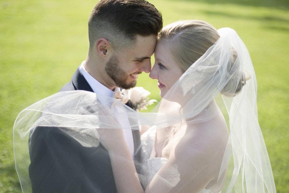 Bride and Groom Xenia Ohio