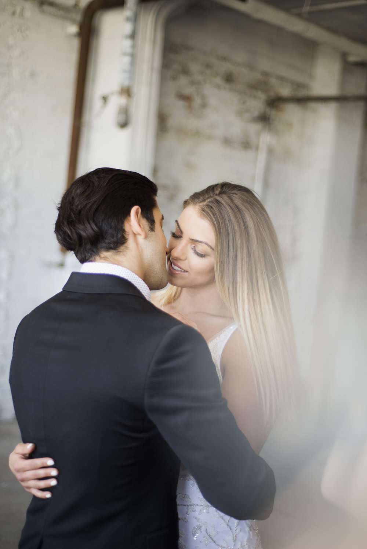 Urban Dayton Ohio Wedding Day