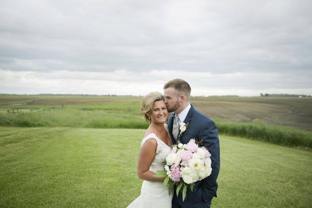 Country Wedding Outside Dayton