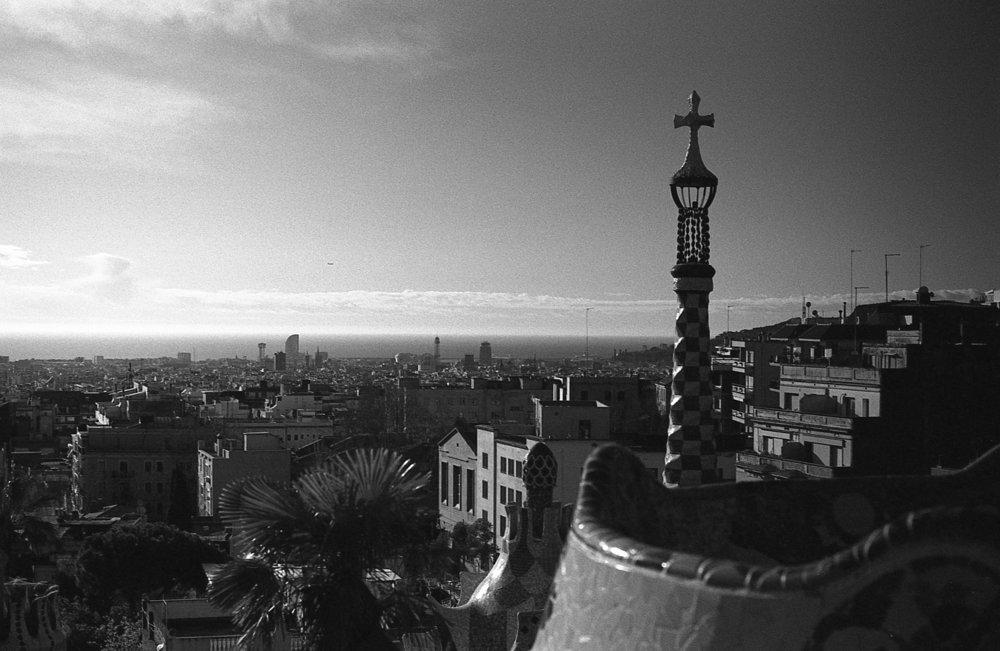Barcelona, Nikon F3, JCH Street Pan 400