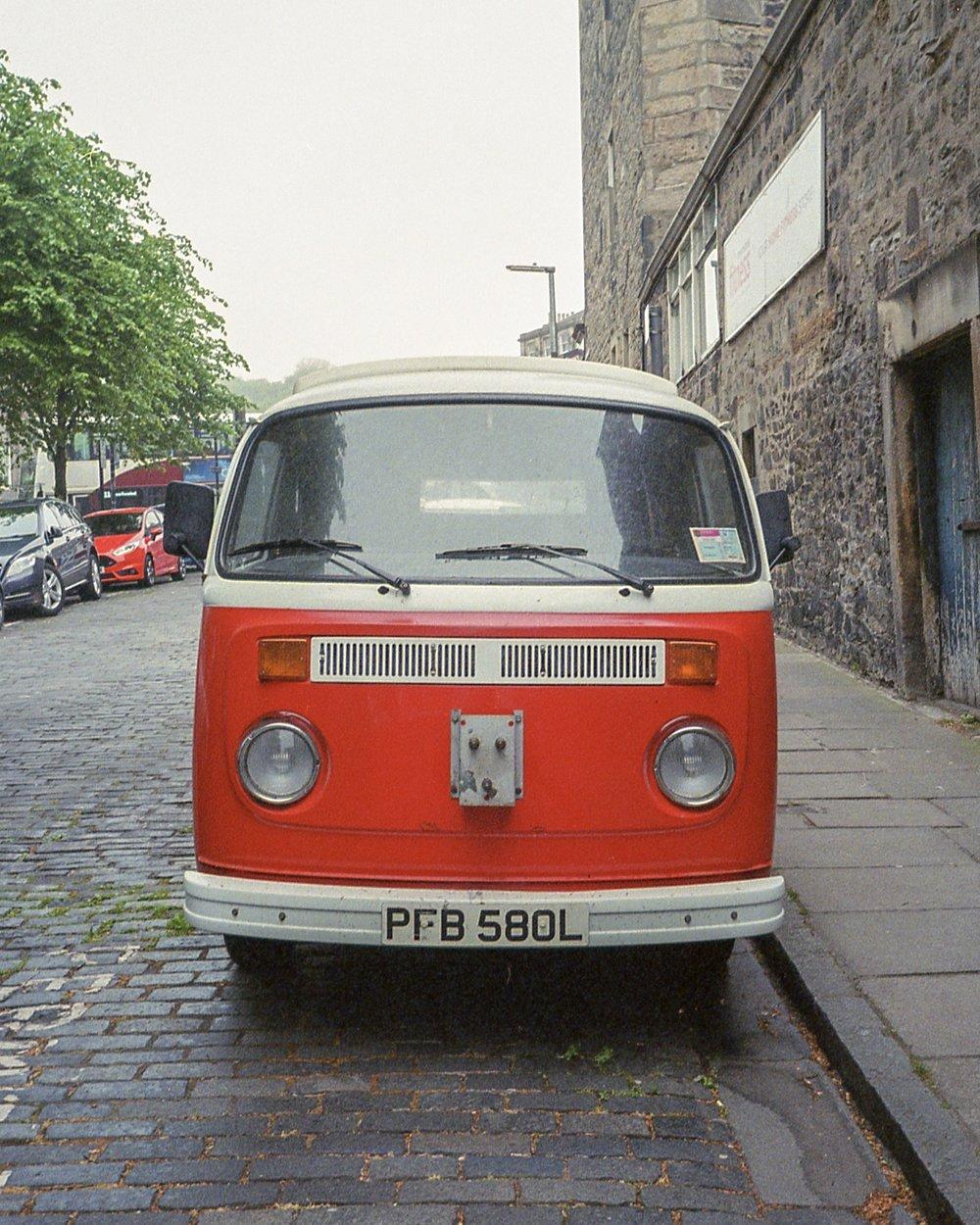 Edinburgh, Olympus Mju2, Kodak Gold 400