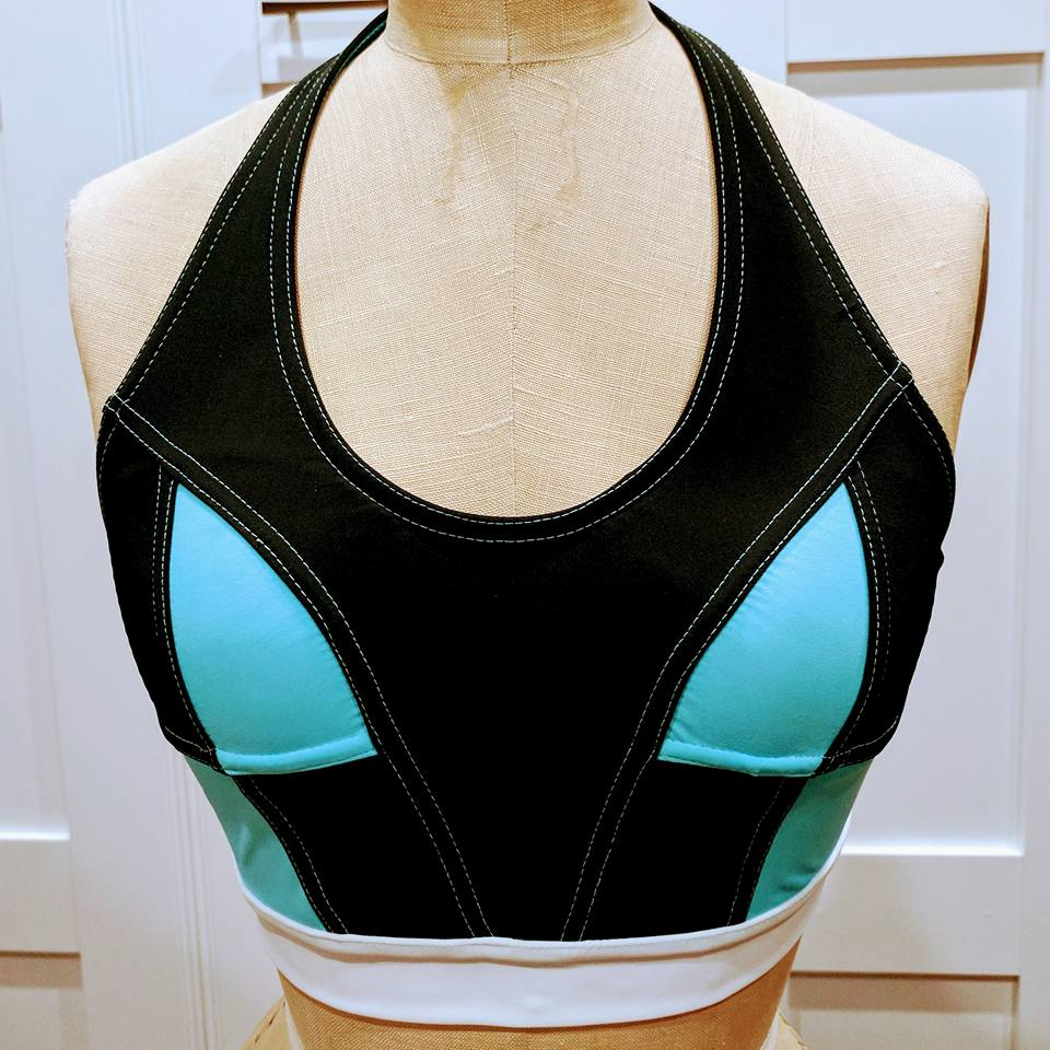 Women's Halter Swim Top