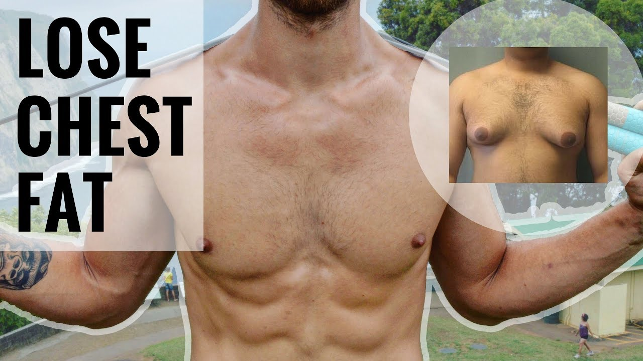 pics Workout to get rid of moobs and tone your chest