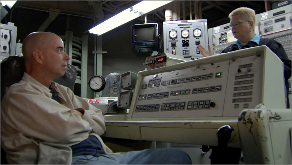 Bud Ryan learns from former Titan II Missile Combat Crew Commander, Yvonne Morris, what it was like to be in charge of launching a thermonuclear weapon during the Cold War.