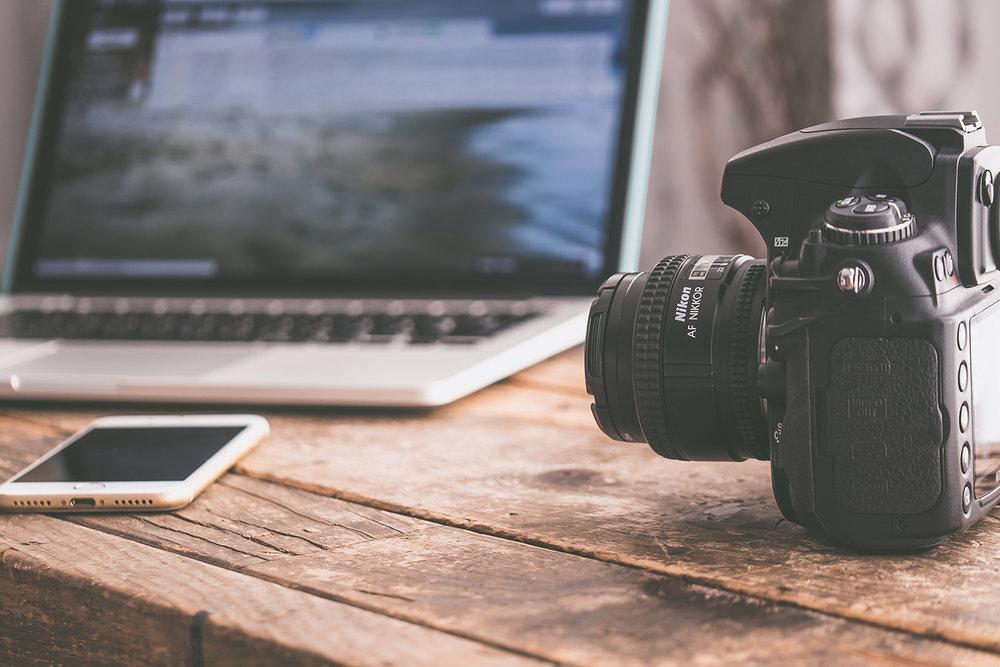 camera classes