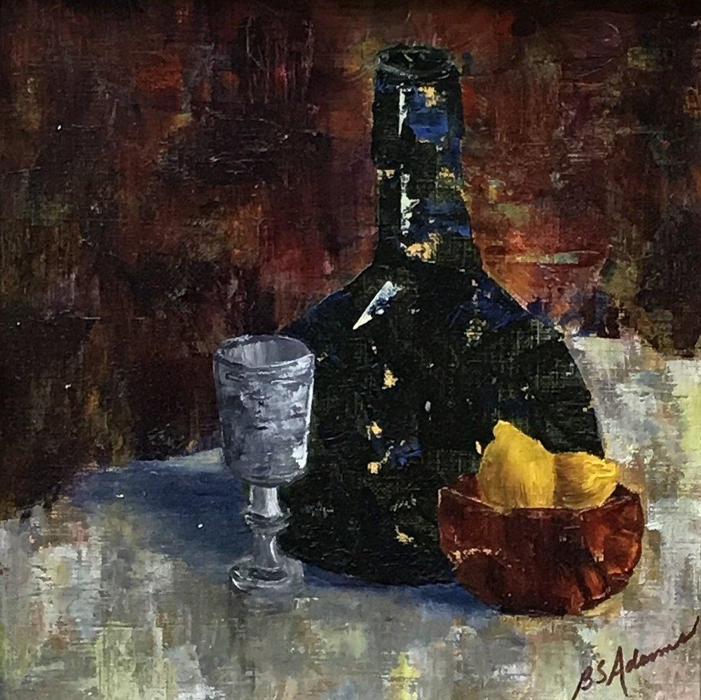 Lemon and Friends  | Oil |  $195