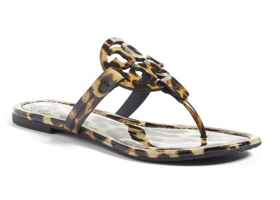 Tory Burch Miller Sandals - My MOST worn flip flops ever are my millers. I aboslutely love them. I have the color