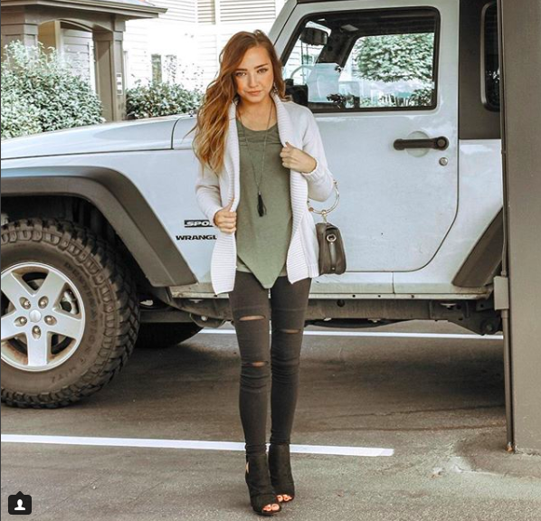 leggings //  shoes  //  cardigan // shirt (old- similar  here )