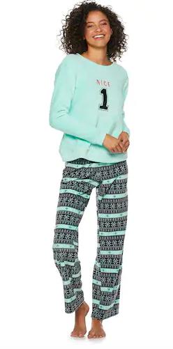 women's pajama's.  Use code: JOY $16.99