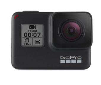 go pro hero 7 for $399!  and get a $50 giftcard to walmart