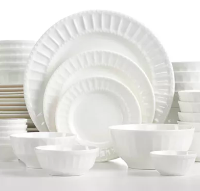 Dinnerware set- use code: 3DAY for an extra 40% off! $72 for a 42pc set