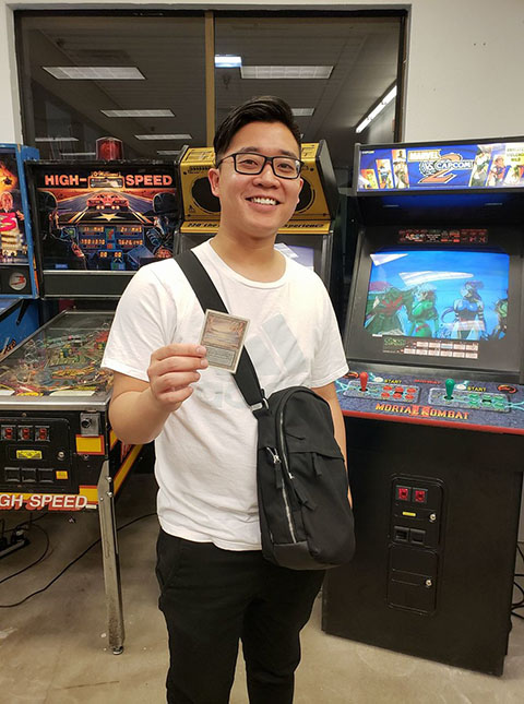 Season 2 Champion! Raymond M !