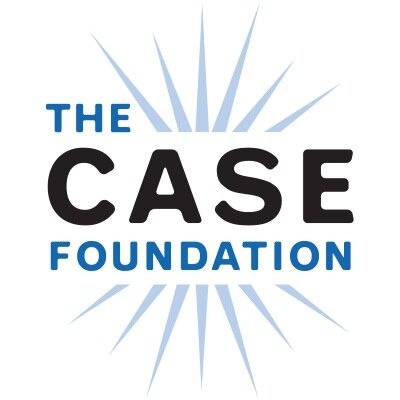 The Case Foundation, created by digital pioneers Jean and Steve Case, is a diverse and dynamic institution by design. We create programs and invest in people and organizations that embrace the  Be Fearless principles  and harness the best impulses of entrepreneurship, innovation, technology and collaboration to drive exponential impact. In particular, we focus on catalyzing movements and collaborating to bring forward ideas that have transformative potential and can lead us to uncover new, more impactful ways of addressing chronic social challenges.
