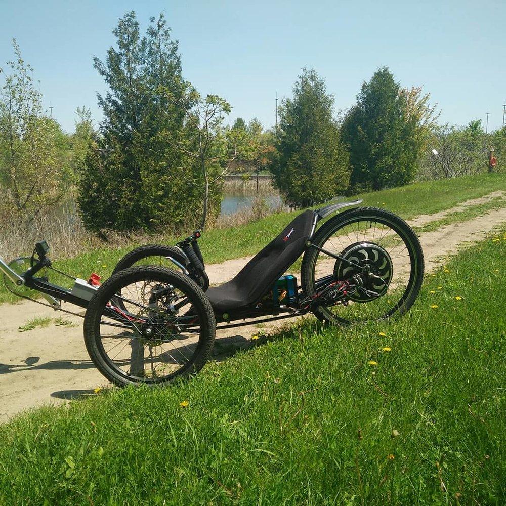Trike as of May 23 2018
