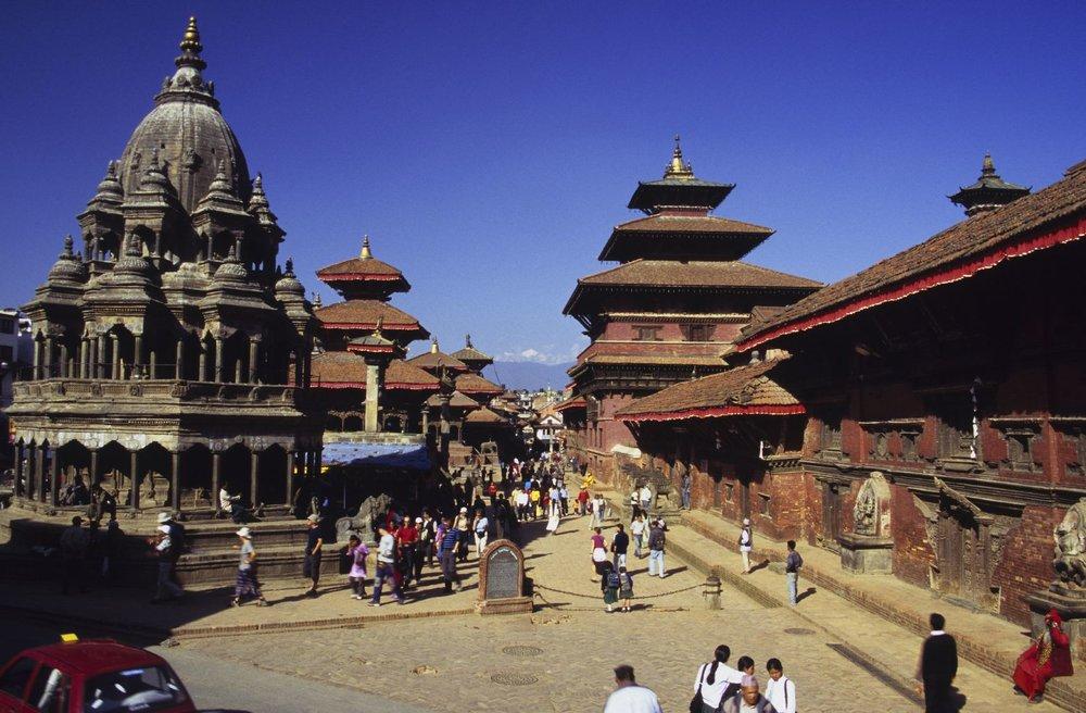 Bharatpur Pur, Nepal