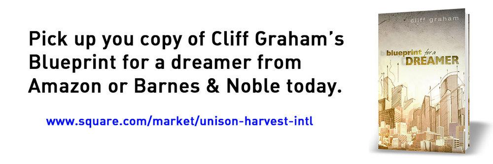 Cliff Graham's Blueprint for a Dreamer