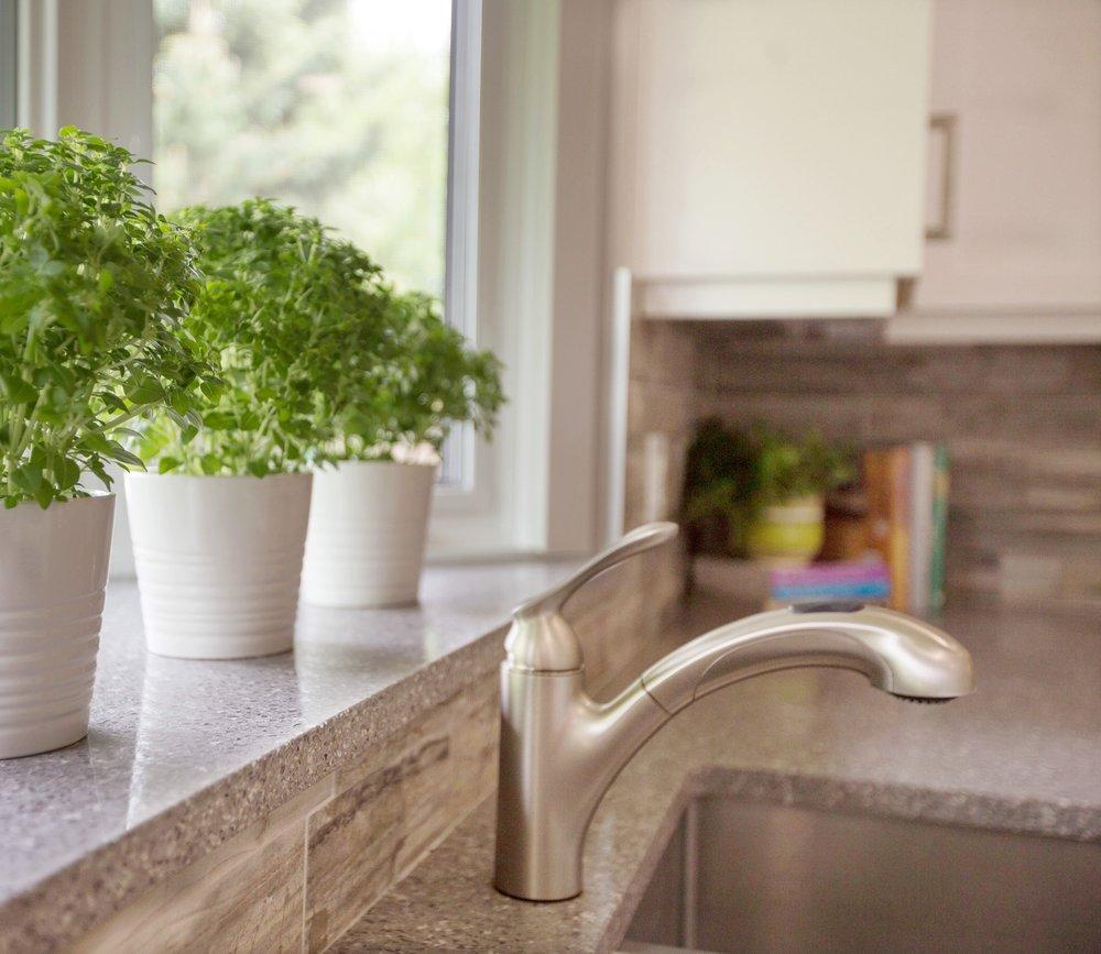 Kitchen Sink-Kitchen Faucet-Kitchen Design-Kitchen Renovation-Style Maven Decor Interior Design-Edmonton Canada