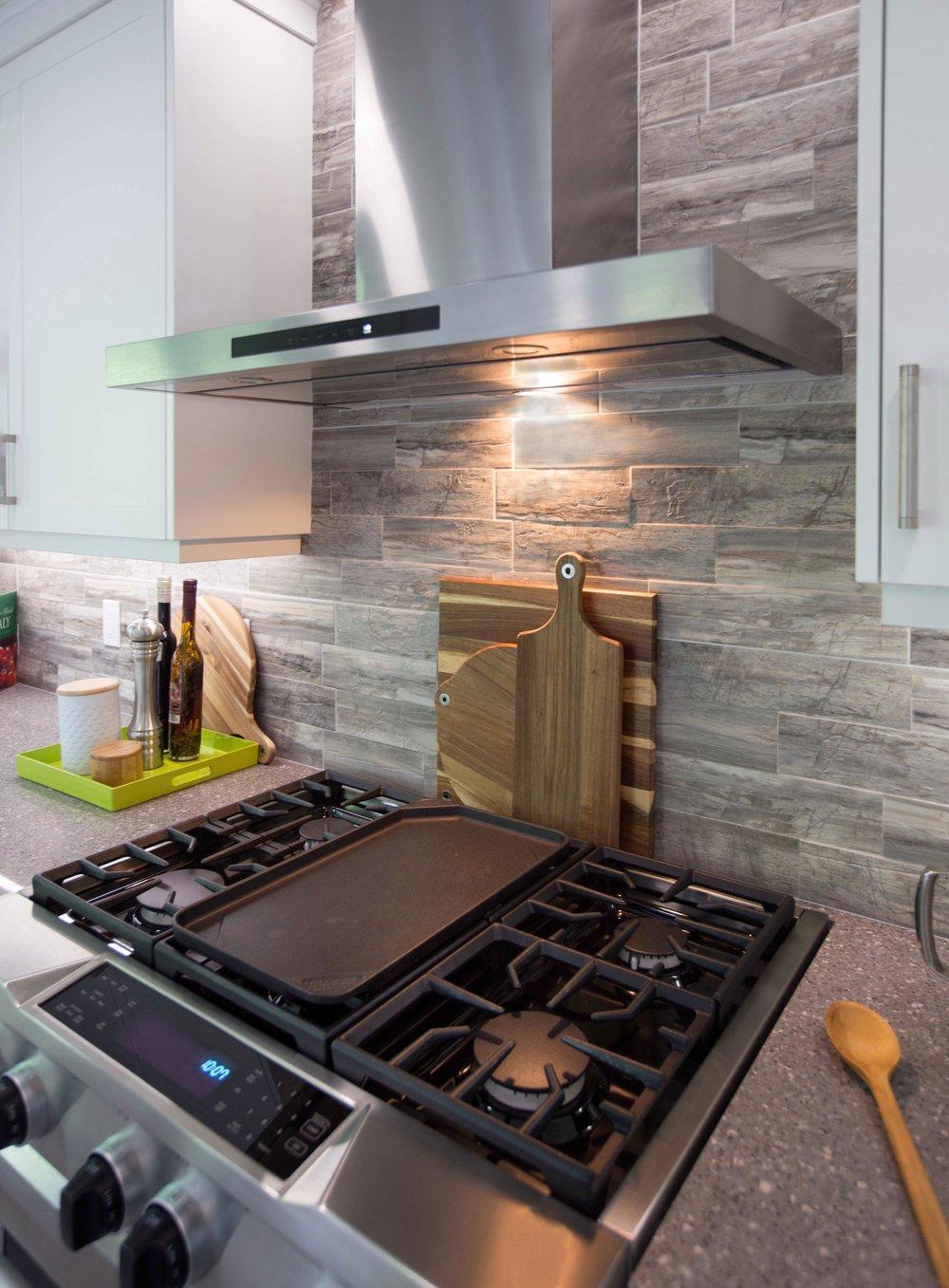 KitchenAid Stove-Kitchen Design-Kitchen Renovation-Style Maven Decor Interior Design-Edmonton Canada