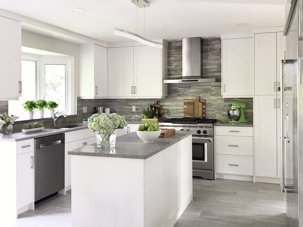 Kitchen Design-Renovation-Style Maven Decor Interior Design-Edmonton Canada