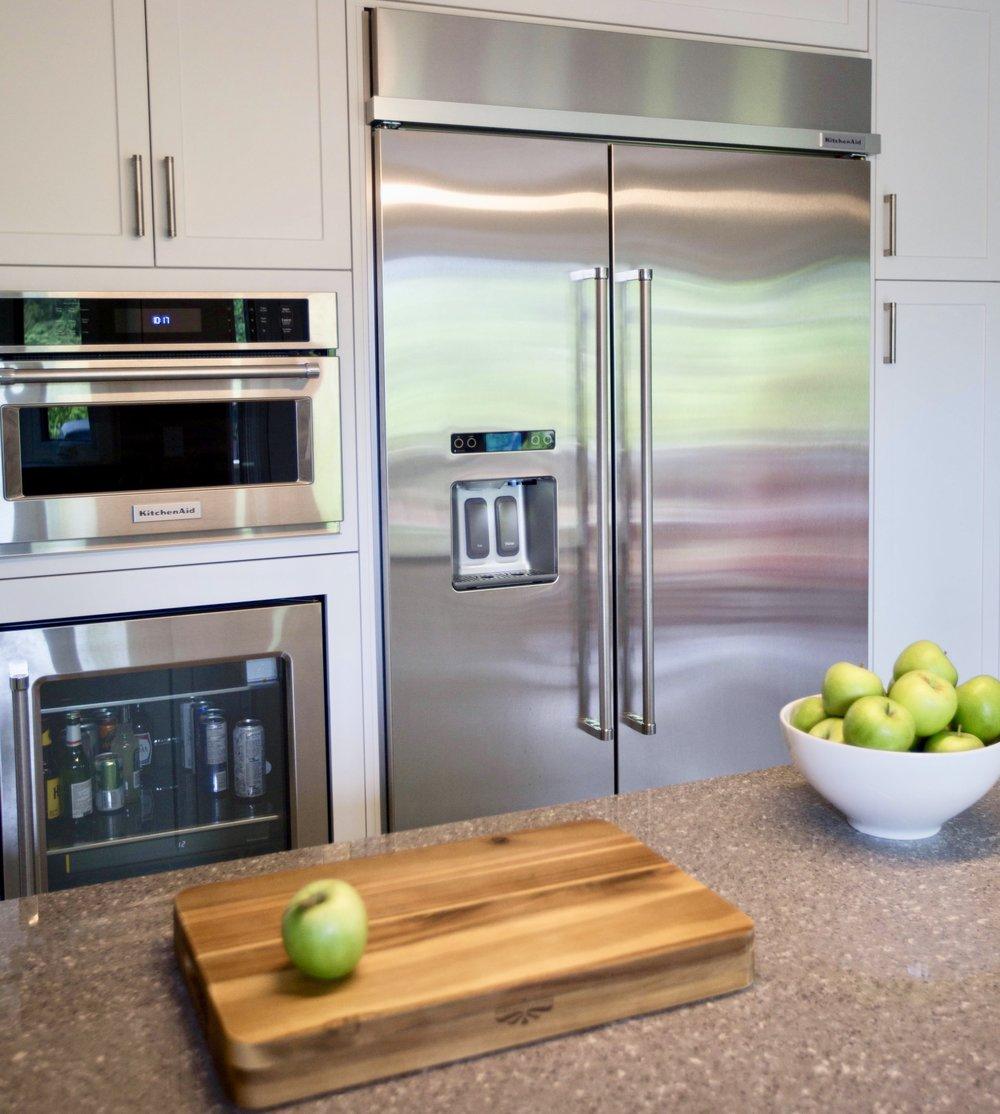 Kitchen Appliances-Kitchen Design-Kitchen Renovation-Style Maven Decor Interior Design-Edmonton Canada