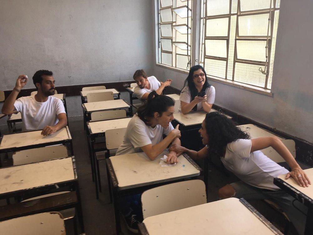 2018 - Bullying - É Lei, é lei