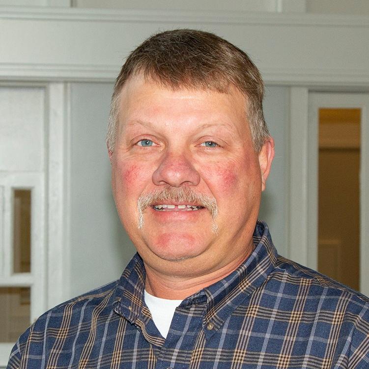 Curt Wiesner   Superintendent