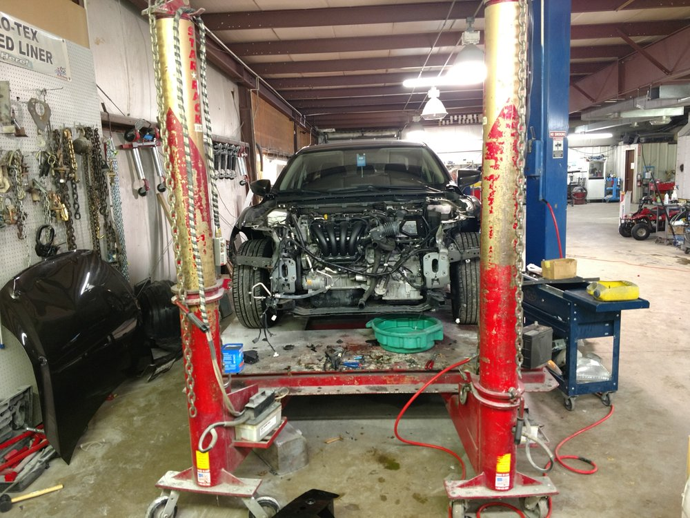 Auto Body Repair - Queenstown Collision Center Inc.jpg