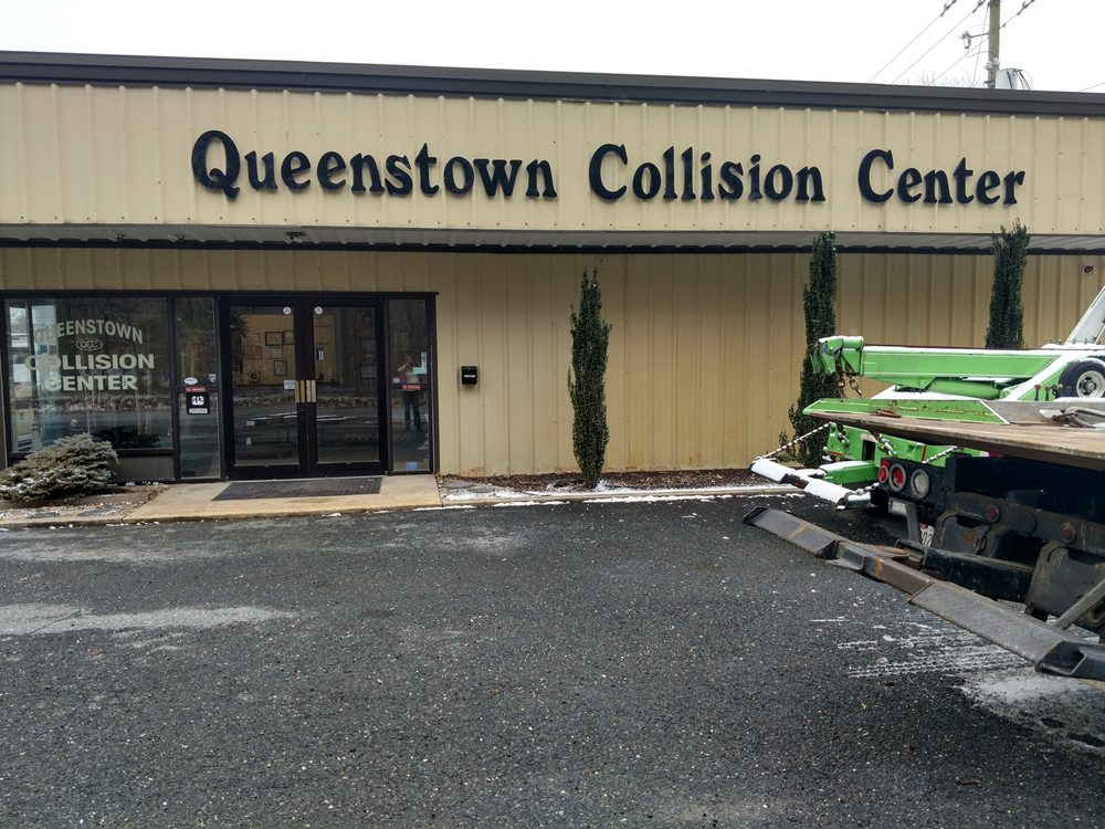 Auto Body Repair - Queenstown Collision Center Inc - Exterior.jpg