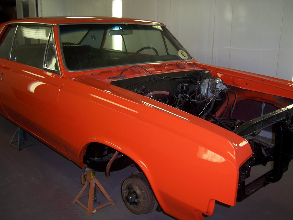 Auto Body Repair 1 - Queenstown Collision Center.jpg