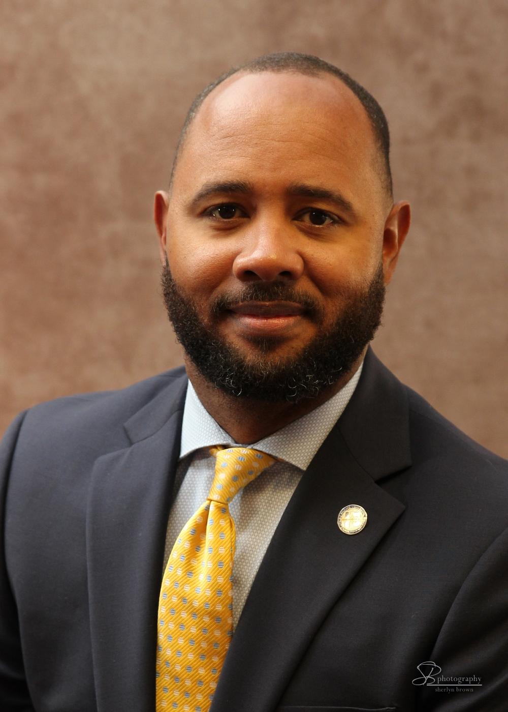District Elder David E. Johnson, Chair   Grace Apostolic Church