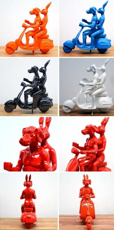 vespa_dog_rabbit_sculptures.jpg