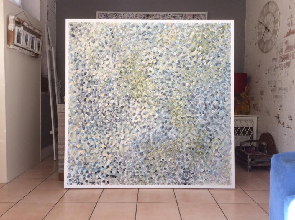 Birthday Roses 150 x 150cm