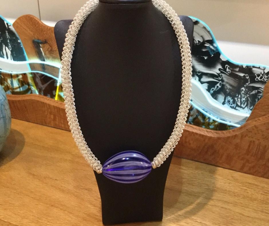 Venetian Glass Necklace