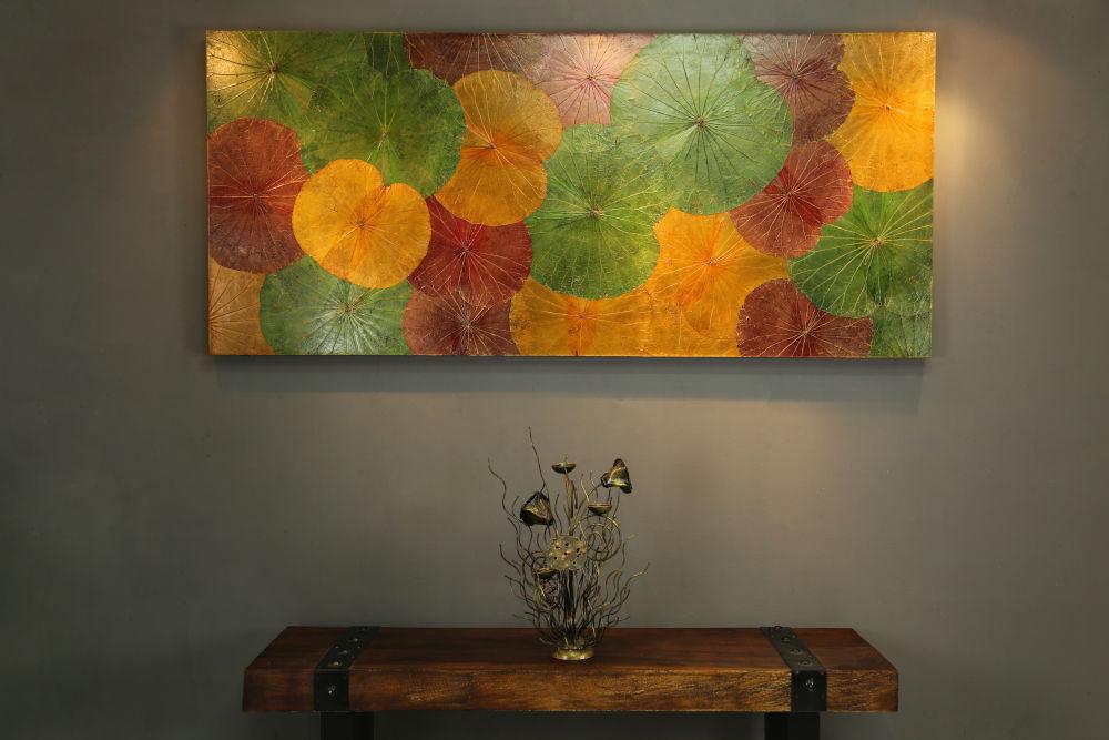 Autumn Leaves 180x80