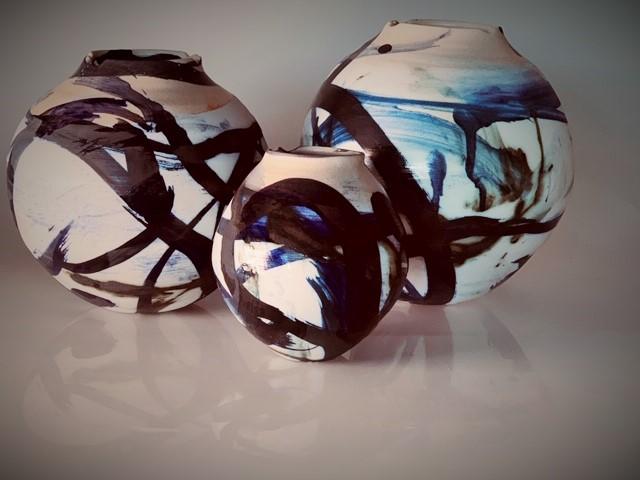 Globe Vases