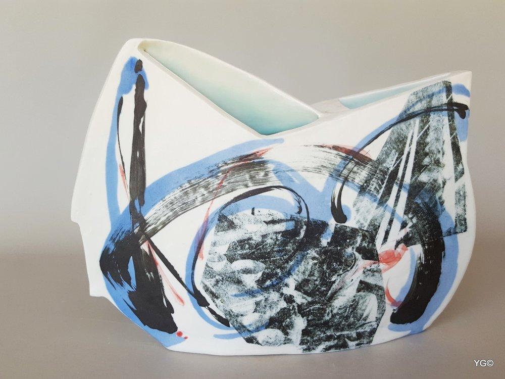 Cultural Synergy - porcelain