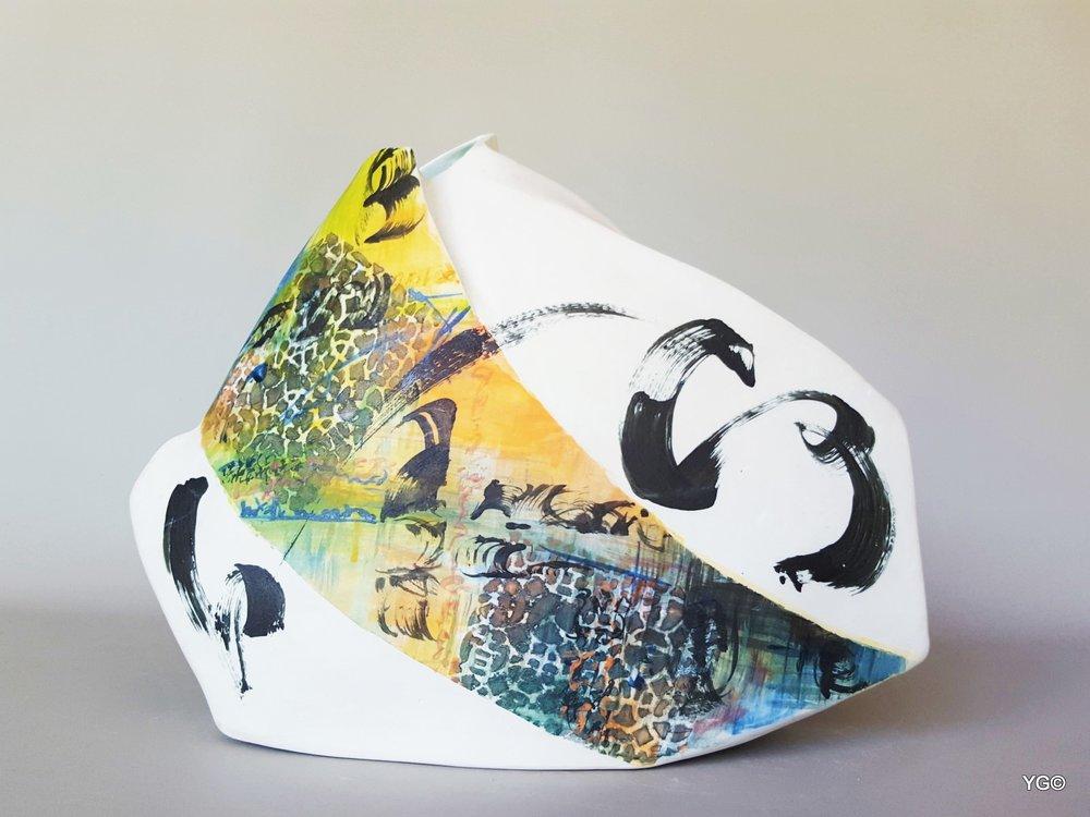 Transcendent Graphics - porcelain