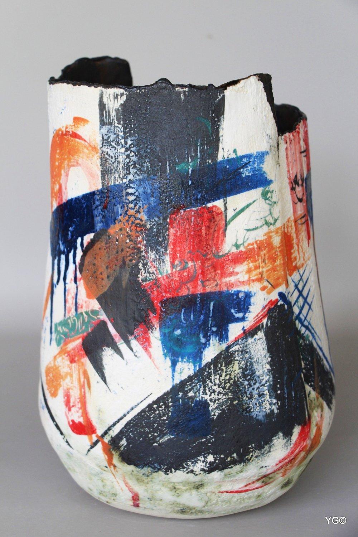Unknown Landscape 2 - porcelain