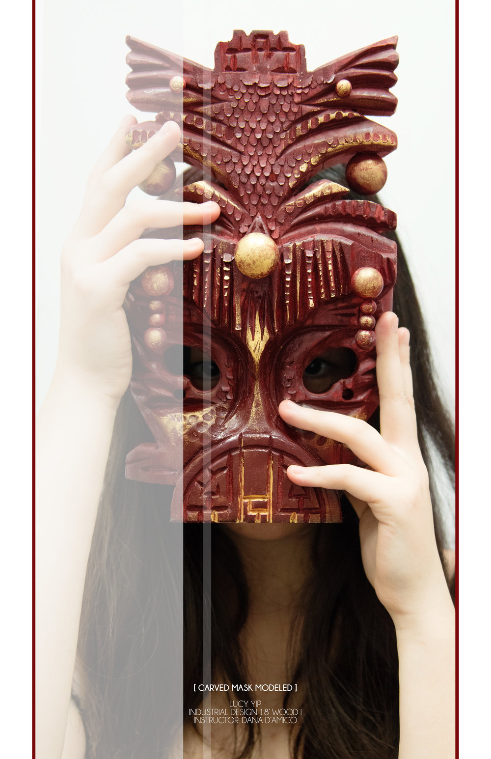 2015FA.Wood I.Carved Mask Modeled.Yip_Lucy.jpg