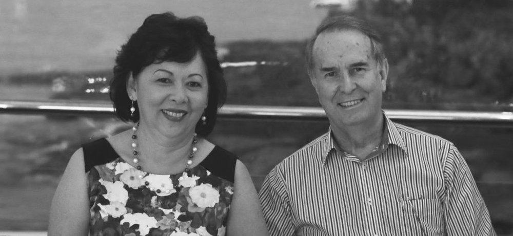 Pastors Rob & Denise Booth-Jones   Lead Pastors