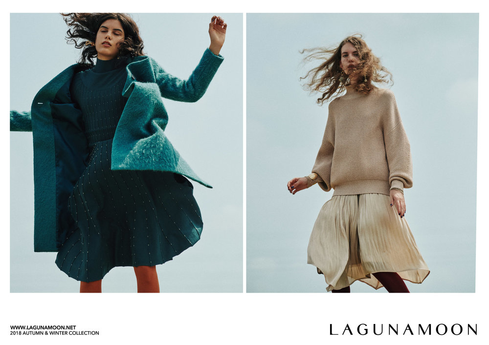 CONCEPT MOVIE FOR LAGUNAMOON 2018 WINTER COLLECTION