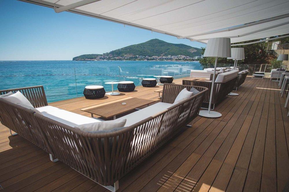 Beach Lounge - Автоматизация ресторана и 3-х пляжных баров