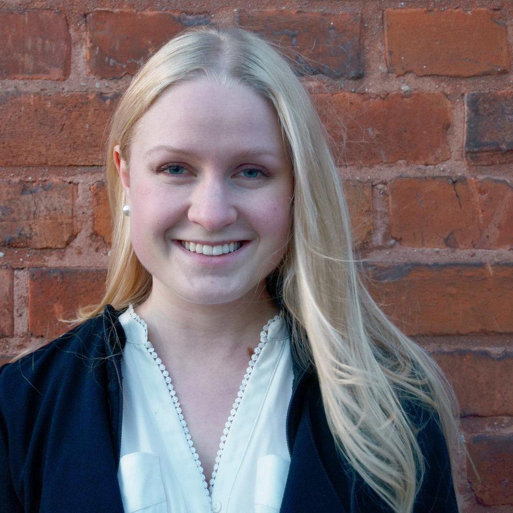 Sara Gustafsson  Vice Ordförande | Vice President April 2017-Mars 2018