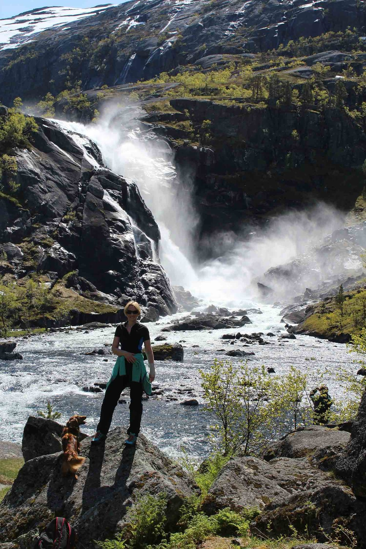 Emma Brown of Love Norway at Waterfall Walk Hardanger.jpg
